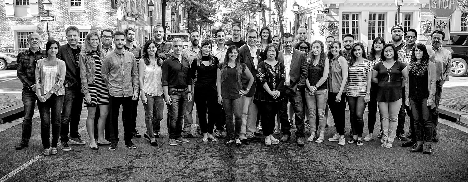 picture of the Grafik group in 2018